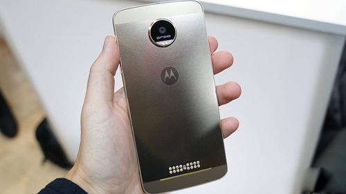 Moto Z  Play hiện nguyên hình, camera chính 16MP - 1