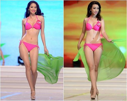 Ngây ngất với ảnh bikini sexy của tân hoa hậu Việt Nam - 2