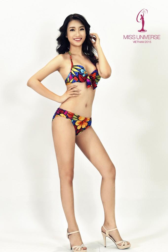 Ngây ngất với ảnh bikini sexy của tân hoa hậu Việt Nam - 3
