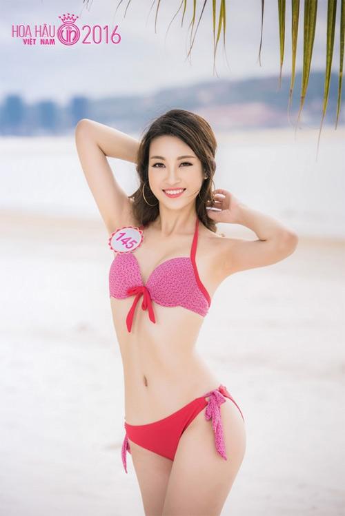 Ngây ngất với ảnh bikini sexy của tân hoa hậu Việt Nam - 10