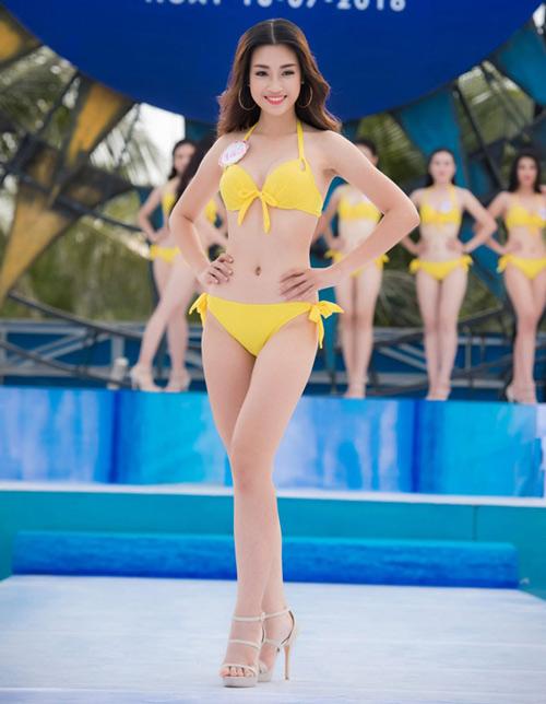 Ngây ngất với ảnh bikini sexy của tân hoa hậu Việt Nam - 13