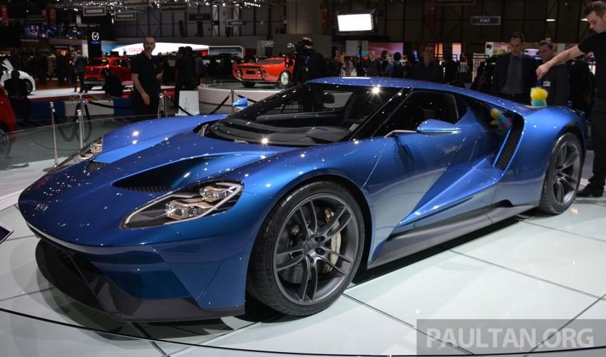 Quá nhiều đơn đặt hàng, Ford GT kéo dài sản xuất thêm 2 năm - 1
