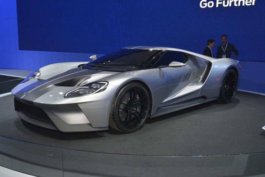 Quá nhiều đơn đặt hàng, Ford GT kéo dài sản xuất thêm 2 năm - 3