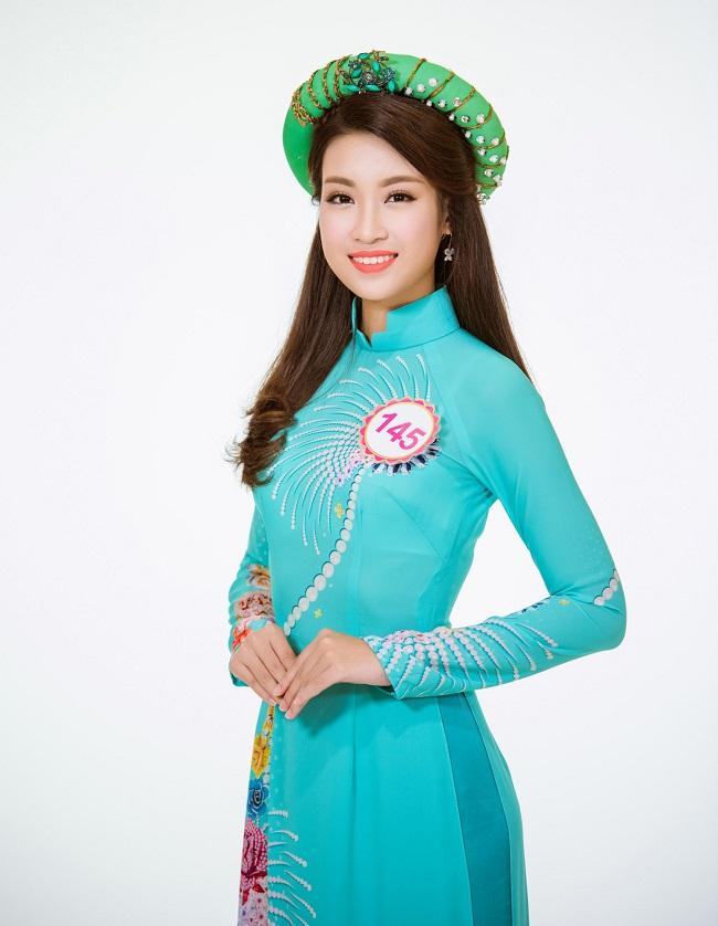 Đỗ Mỹ Linh - SBD & nbsp;145 sở hữu gương mặt khả ái với số đo hình thể ấn tượng. Cô & nbsp;sinh năm 1996, đến từ Hà Nội.