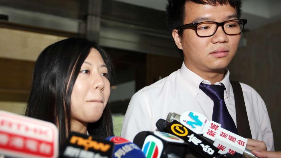Cô gái TQ dùng ngực tấn công cảnh sát kháng án thành công - 1