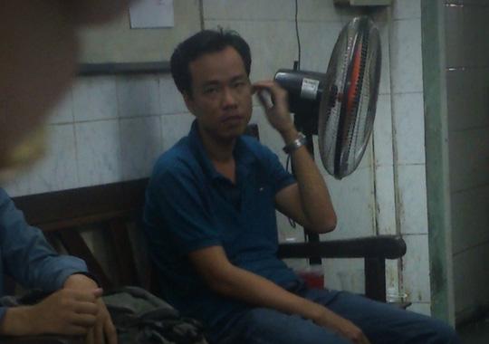 Thai phụ kể giây phút kinh hoàng bị tài xế Uber cướp - 1