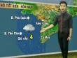 Dự báo thời tiết VTV 29/8: Miền Bắc mát mẻ