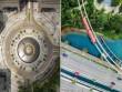 Du lịch - Ngắm vẻ đẹp khác lạ của Singapore từ trên cao