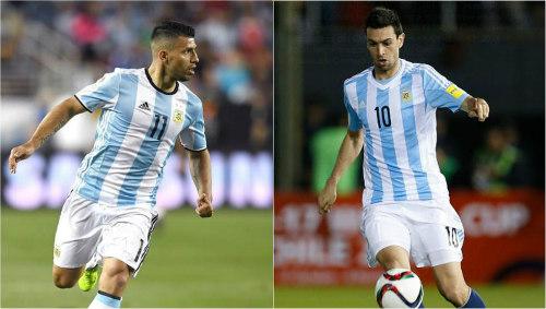 ĐT Argentina hội quân, Messi chấn thương - 4
