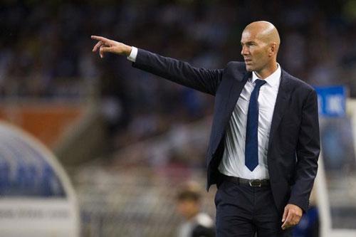Zidane tiệm cận kì tích: Trên con đường huyền thoại - 1