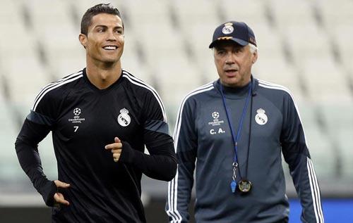 Ancelotti đoán Ibra là Vua phá lưới còn MU trắng tay - 1