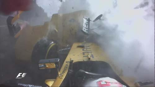 """F1, Belgian GP: Buổi chiều """"điên cuồng"""" tại Spa - 2"""