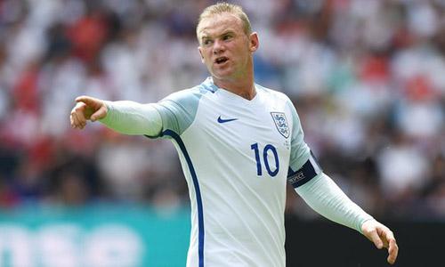 Bất ổn ở MU, Rooney vẫn cố định quyền lực ĐT Anh - 1