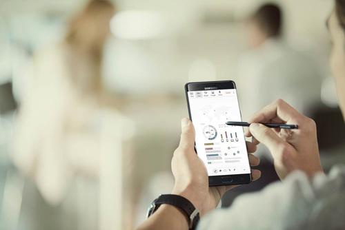 """S Pen trên Galaxy Note7: Xứng danh """"bút thần"""" - 3"""