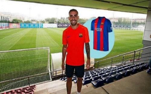 Barca để lộ đã mua xong tiền đạo 30 triệu euro - 1