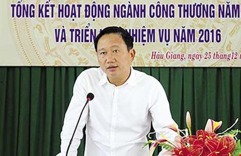 Ông Trịnh Xuân Thanh đi chữa bệnh, bệnh gì? - 1