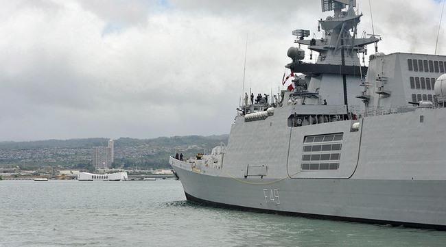 """Mỹ được cho dùng căn cứ hải quân Ấn Độ """"sát nách"""" TQ - 1"""