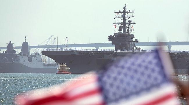 """Mỹ được cho dùng căn cứ hải quân Ấn Độ """"sát nách"""" TQ - 2"""