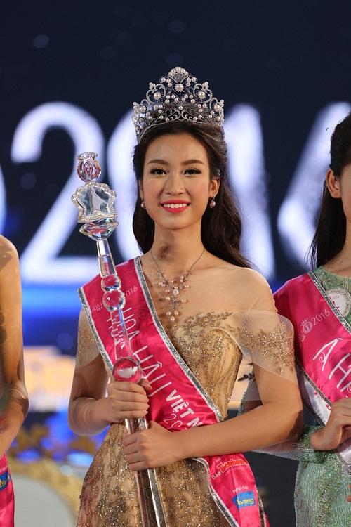 Ngắm 4 hoa hậu làm rạng danh Đại học Ngoại Thương - 2