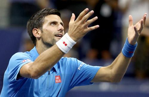 Djokovic - Janowicz: Khó khăn ban đầu (V1 US Open) - 1