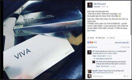 Viva Lash + Viva Eyebrow - 'cơn lốc' làm đẹp cuốn bay cả giới showbiz - 3
