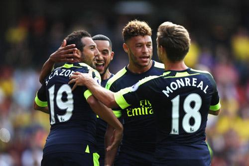 Arsenal tiêu 100 triệu bảng: Khi Wenger không hề keo kiệt - 2