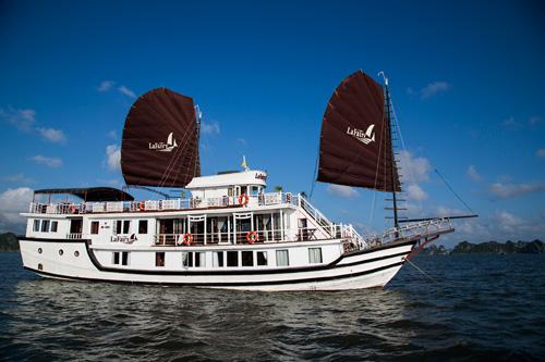 Top 5 du thuyền đẳng cấp 5 sao tại Hạ Long - 4