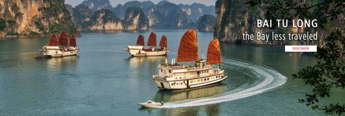 Top 5 du thuyền đẳng cấp 5 sao tại Hạ Long - 5