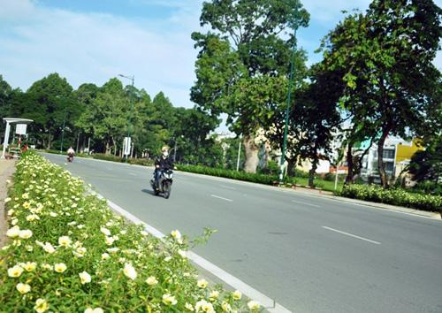 Thông xe tuyến Tân Sơn Nhất - Bình Lợi - Vành đai ngoài - 2