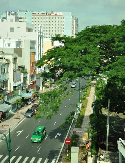 Thông xe tuyến Tân Sơn Nhất - Bình Lợi - Vành đai ngoài - 6