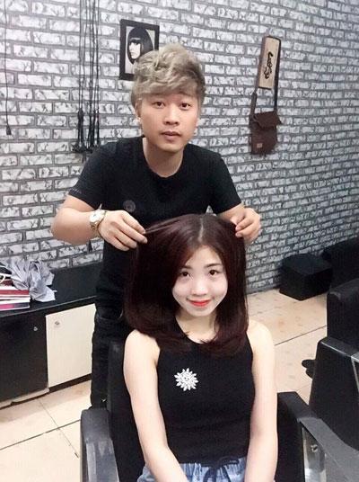 Chàng thợ cắt tóc cá tính đi lên từ hai bàn tay trắng - 2