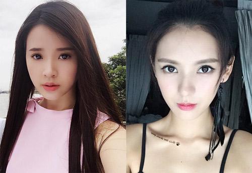 """Tìm thấy """"bản sao"""" cực kỳ xinh đẹp của hot girl Midu - 5"""