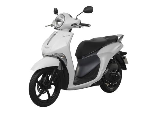 Yamaha Janus 2016: Thiết kế trẻ trung, giá mềm - 1
