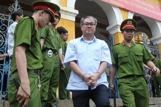 Đại án 9000 tỷ: Phạm Công Danh xin giảm án cho thuộc cấp - 1
