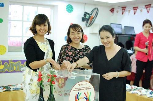 Thông điệp yêu thương từ trường mầm non quốc tế Saigon Academy - 2
