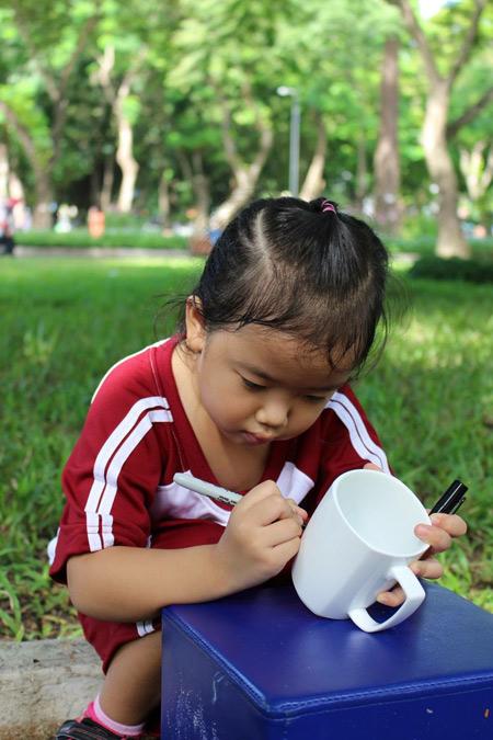 Thông điệp yêu thương từ trường mầm non quốc tế Saigon Academy - 3