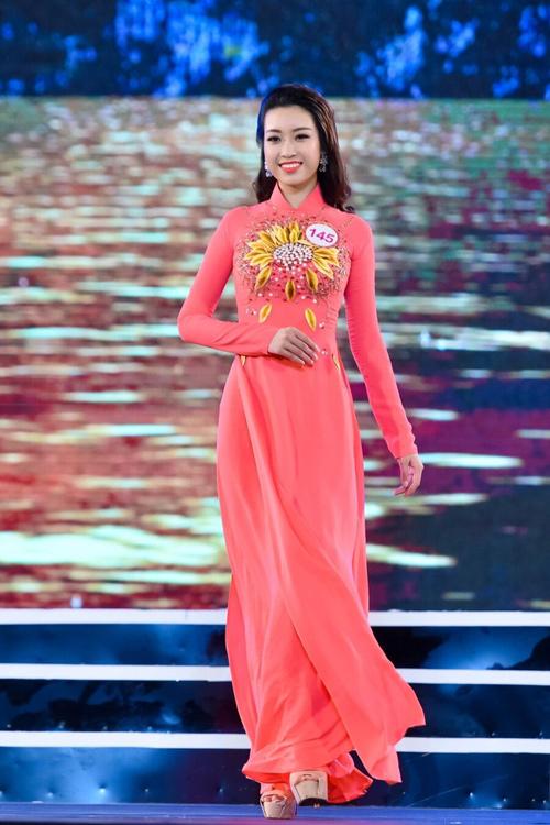 21 khoảnh khắc khó quên của Đỗ Mỹ Linh ở Hoa hậu VN - 4