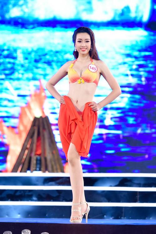 21 khoảnh khắc khó quên của Đỗ Mỹ Linh ở Hoa hậu VN - 5
