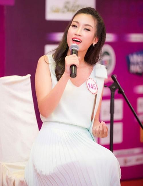 21 khoảnh khắc khó quên của Đỗ Mỹ Linh ở Hoa hậu VN - 12