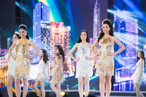 21 khoảnh khắc khó quên của Đỗ Mỹ Linh ở Hoa hậu VN - 14