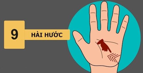 9 dấu hiệu đặc biệt trong bàn tay người thành công - 9