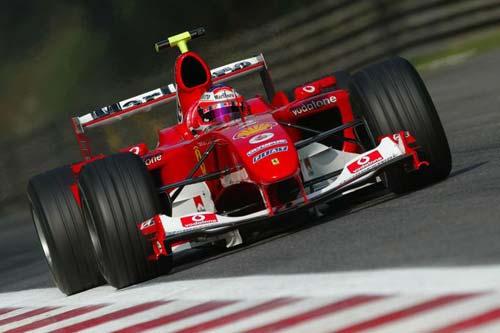 F1, Italian GP: Nơi tốc độ đánh bại tất cả - 1