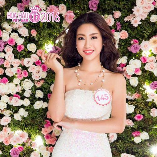 Soi nhan sắc tân Hoa hậu Việt Nam 2016 Đỗ Mỹ Linh - 3