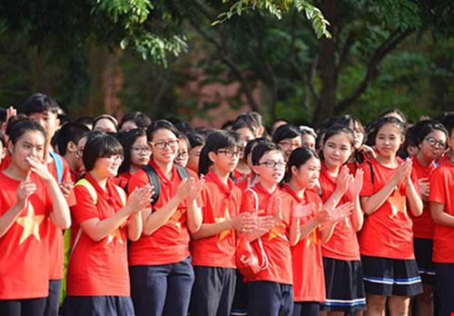 Ngày khai giảng năm học mới 5-9 gồm cả lễ lẫn hội - 1
