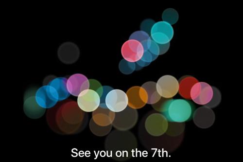 CHÍNH THỨC: Apple gửi thư mời sự kiện ra mắt iPhone 7 - 1