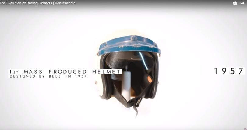 Cận cảnh quá trình phát triển của mũ bảo hiểm mô tô - 3