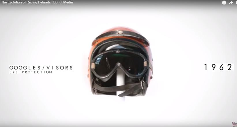Cận cảnh quá trình phát triển của mũ bảo hiểm mô tô - 4