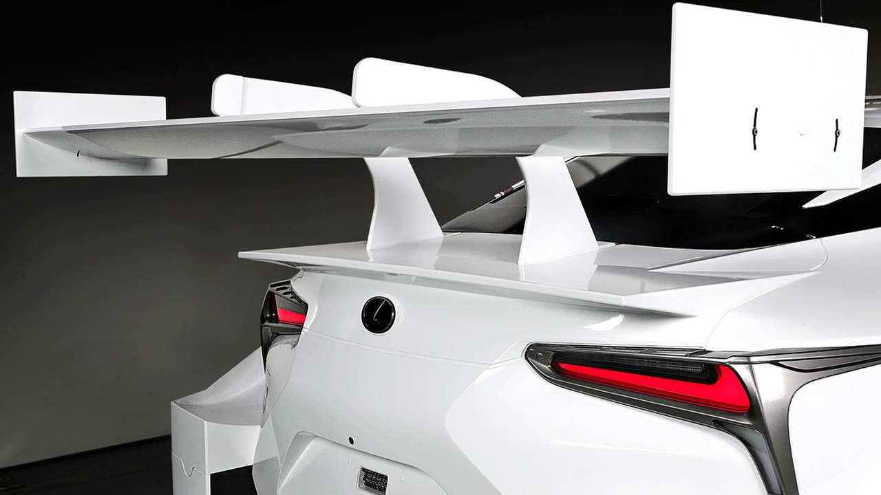 Lexus LC500 Super GT500 2017 lạ mắt sẵn sàng trình diện - 5