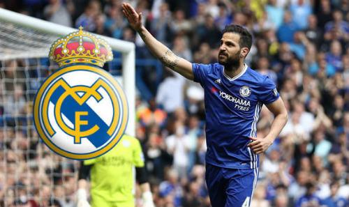 Tiết lộ: Fabregas ở lại Chelsea vì bị Real chê - 1