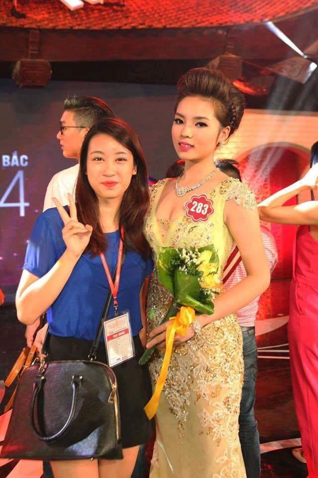 HH Mỹ Linh qua lời bạn bè CLB Thời trang Ngoại thương - 2